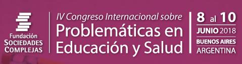 IV Congreso Internacional sobre Problemáticas en Educación y Salud
