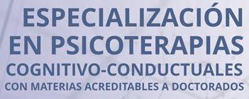 Carrera de Especialización en Psicoterapias Cognitivo Conductuales