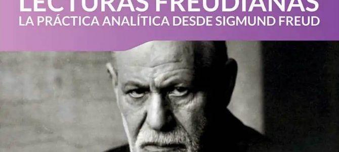 """Curso """"Lecturas Freudianas"""" (La Práctica Analítica desde Sigmund Freud)"""