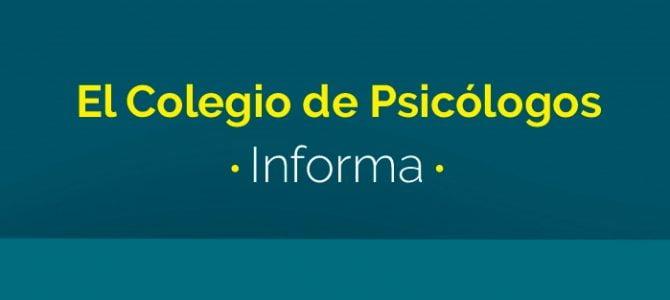 Profesionales del CPPM – Información de Interés Público