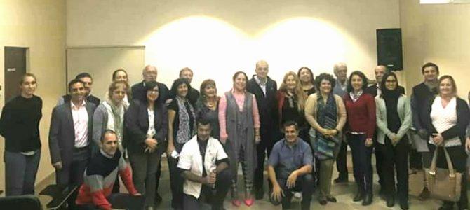 Reunión con Feccopromi y Dip. Rodríguez