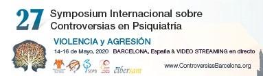 27 Symposium Internacional sobre Controversias en Psiquiatría