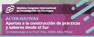 Séptimo Congreso Internacional de Investigación en Psicología