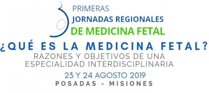 Primeras Jornadas Regionales ¿Qué es la Medicina Fetal?